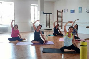 cours pilates carcassonne et palaja